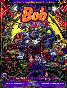 Cover - Bob, Lord of Evil RPG