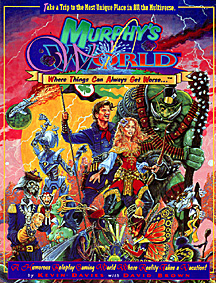 Cover - Murphy's World RPG